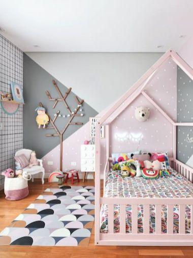 35 adorables habitaciones de beb - Adornos habitacion bebe ...