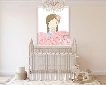 ideas-decoración-habitación-bebe-niña-Universo-Mini