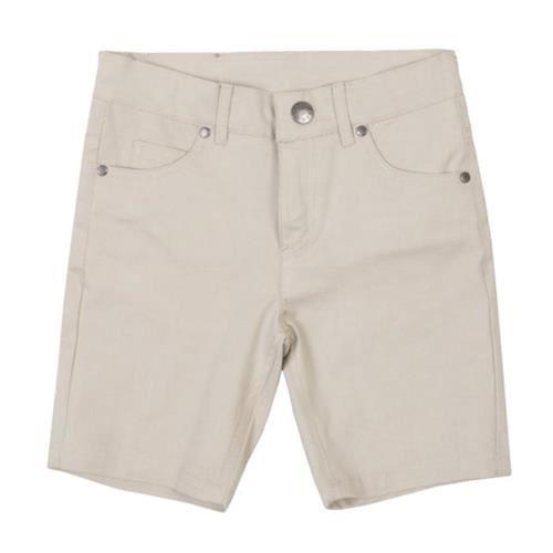 94a2b2ae0 Pantalón corto niño beige