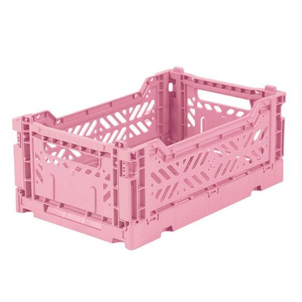 Caja plegable mini rosa lillemor