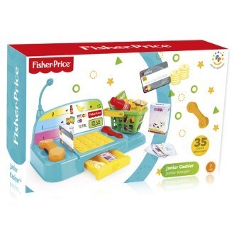 Caja registradora junior | Fisher Price | Universo mini