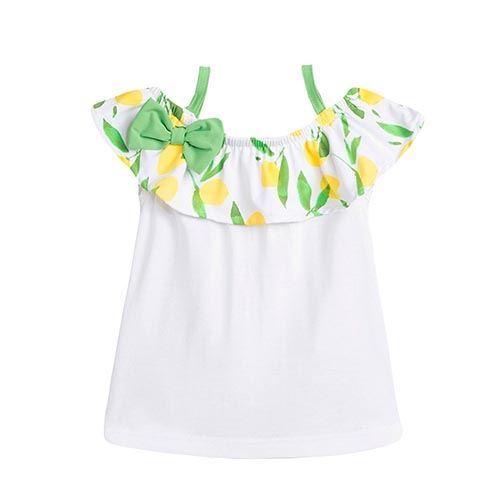 08f3907a3 Camiseta niña limonada