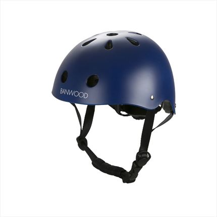 Casco Banwood azul | Universo Mini