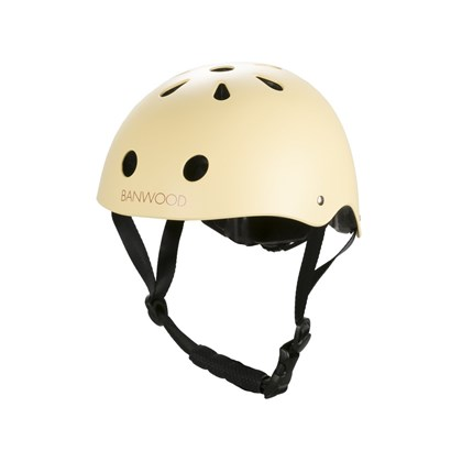 Casco Banwood vainilla | Universo Mini