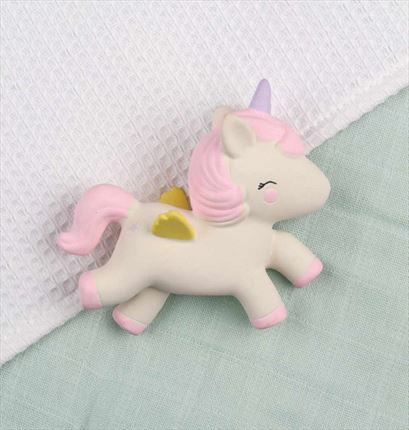 Mordedor caucho unicornio unicorn | A Little Lovely Company