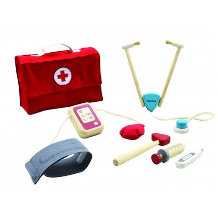 Juguete Plan toys doctor set | Universo Mini