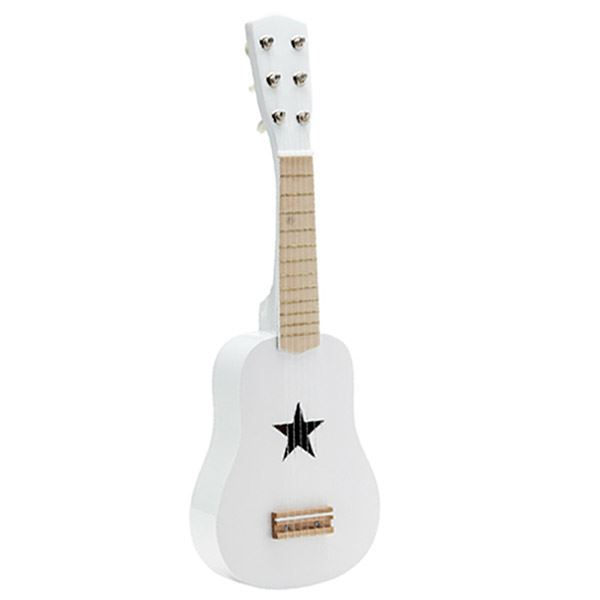 GUITARRA BLANCA STAR