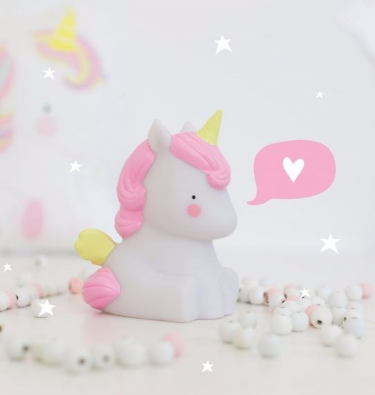 Mini Luz Unicornio (6)
