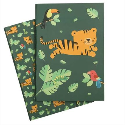 Pack 2 libretas Tigre | A little lovely company