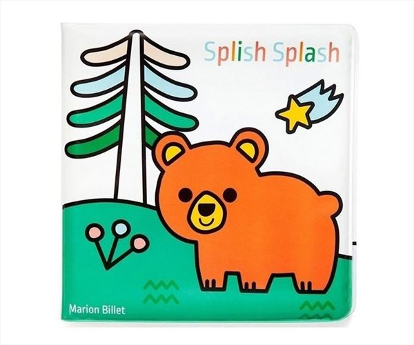 Libro de baño Splish Splash Land