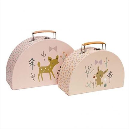 Set de 2 Maletas Deer | Petit monkey