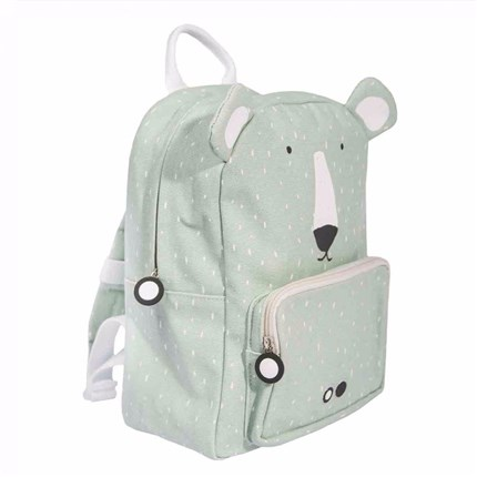 Trixie baby | Mochila cole polar bear | Universo Mini