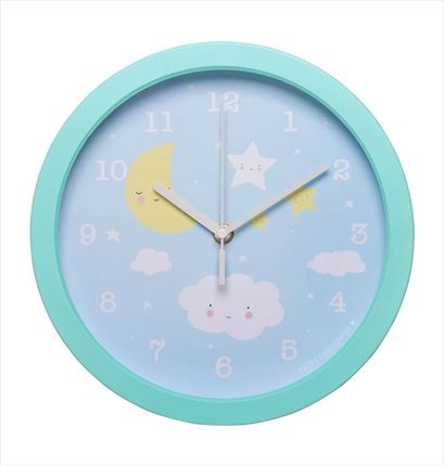 Reloj de pared Nube | A little lovely company