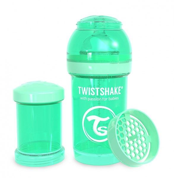 Twistshake 180 ml verde pastel (2)