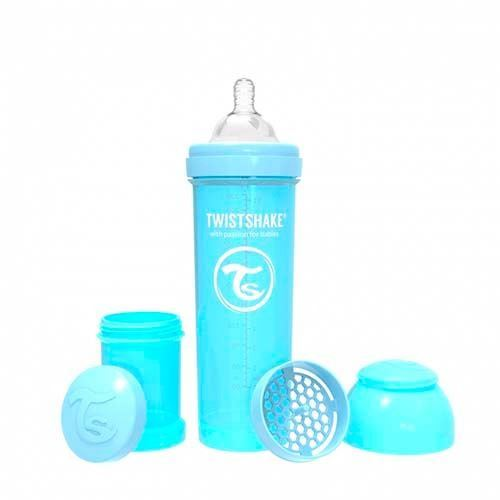 Twistshake 330 ml azul pastel