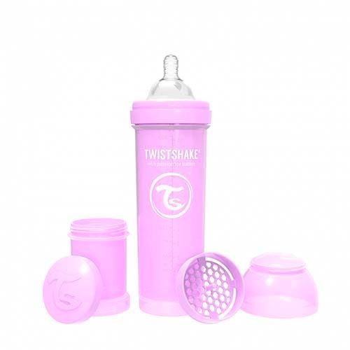 Twistshake 330 ml MORADO PASTEL