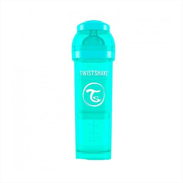 Twistshake 330 ml turquesa (2)