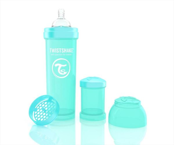 Twistshake 330 ml turquesa (1)
