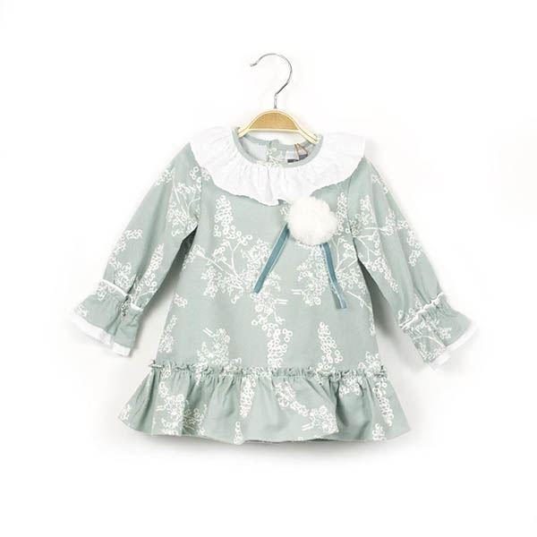diseño de variedad como encontrar profesional Vestido bebe niña Peter pan